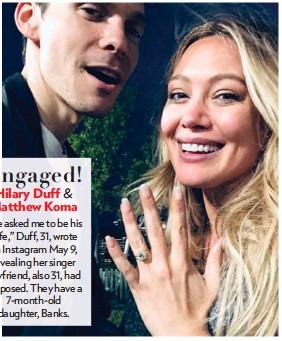 PressReader - People (USA): 2019-05-27 - Engaged!