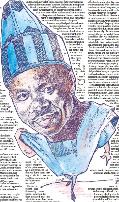 PressReader - The Guardian (Nigeria): 2019-05-03 - How not