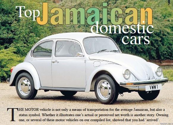PressReader - Jamaica Gleaner: 2015-09-16 - Top Jamaican