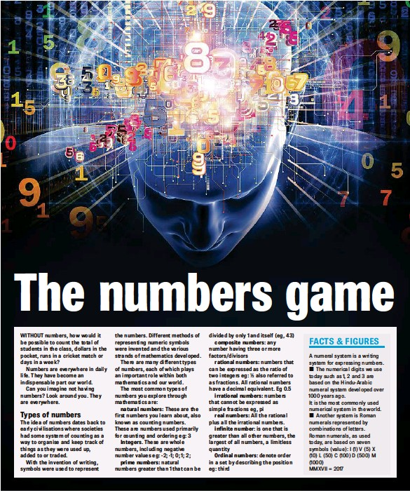 PressReader - Daily Mercury: 2017-09-11 - The numbers game