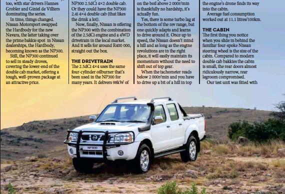 PressReader - Leisure Wheels (South Africa): 2018-12-01 - Nissan
