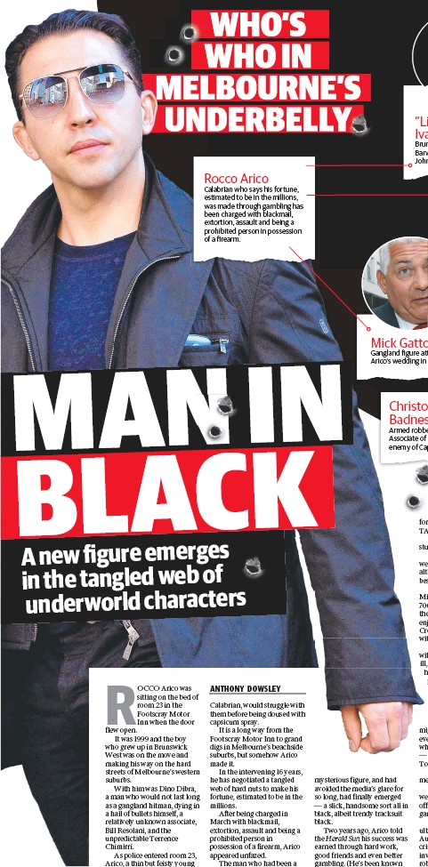 PressReader - Herald Sun: 2015-07-25 - MAN IN BLACK