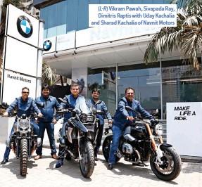 PressReader - Bike India: 2017-05-10 - BMW Motorrad Roll in