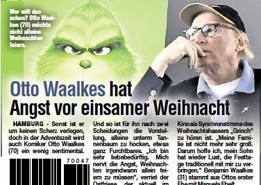 Otto waalkes tour 2018 dresden