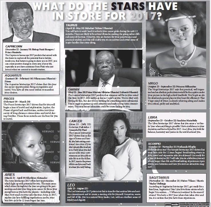 PressReader - Sunday Observer: 2017-01-08 - WHAT DO THE
