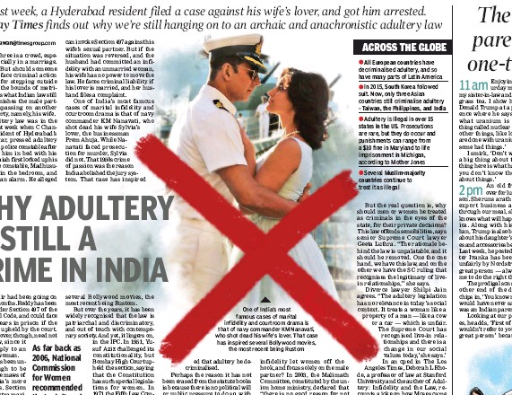 Image result for adultery punishment in india
