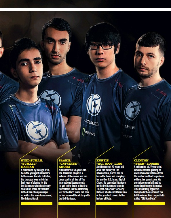 PressReader - iD magazine: 2016-06-01 - The Kings of Gaming