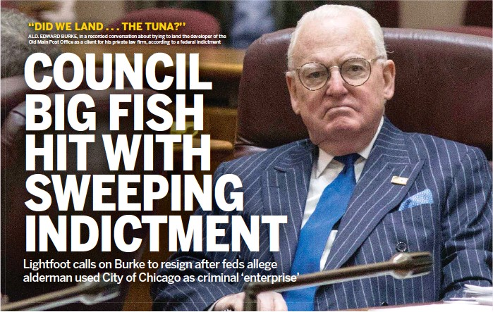 PressReader - Chicago Sun-Times: 2019-05-31 - COUNCIL BIG