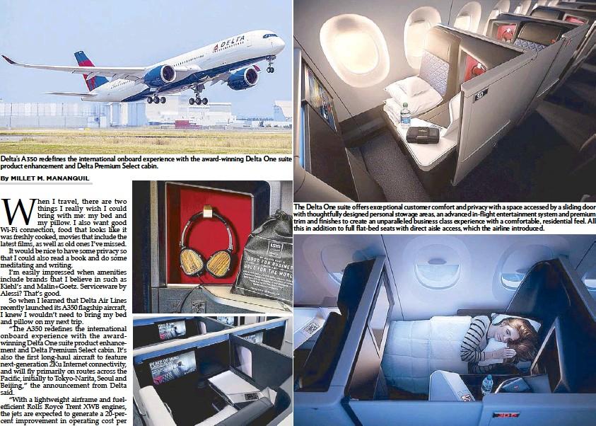 PressReader - The Philippine Star: 2017-10-29 - DELTA'S A350
