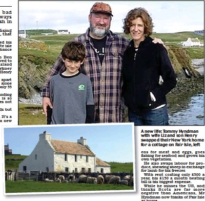 PressReader - Scottish Daily Mail: 2015-12-11 - Alone on his dream ...