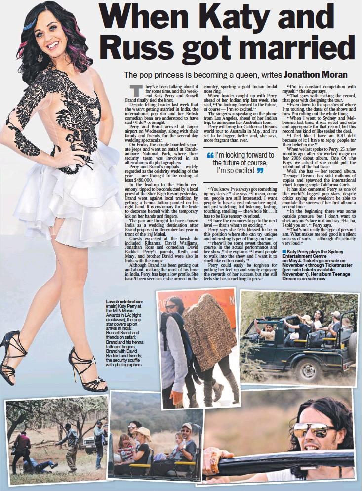 PressReader - The Sunday Telegraph (Sydney): 2010-10-24