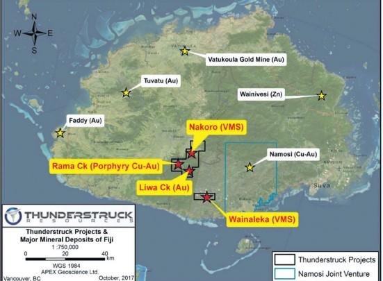 PressReader - Fiji Sun: 2018-05-21 - Thunderstruck Resources