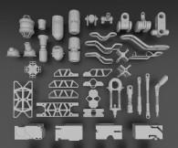 PressReader - 3D World: 2019-06-19 - kitbash on the go