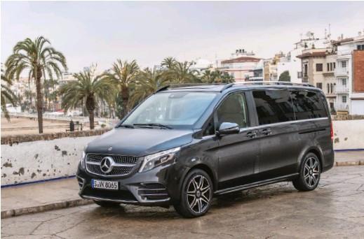 PressReader - Car (South Africa): 2019-06-01 - Mercedes-benz V300d