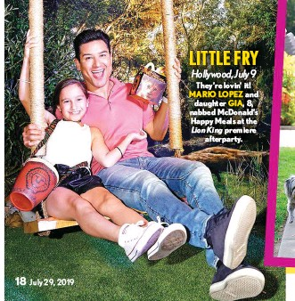 PressReader - Life & Style Weekly: 2019-07-29 - LITTLE FRY
