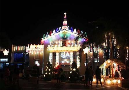 Christmas Lights In Pampanga.Pressreader Sun Star Pampanga 2015 12 05 Christmas In