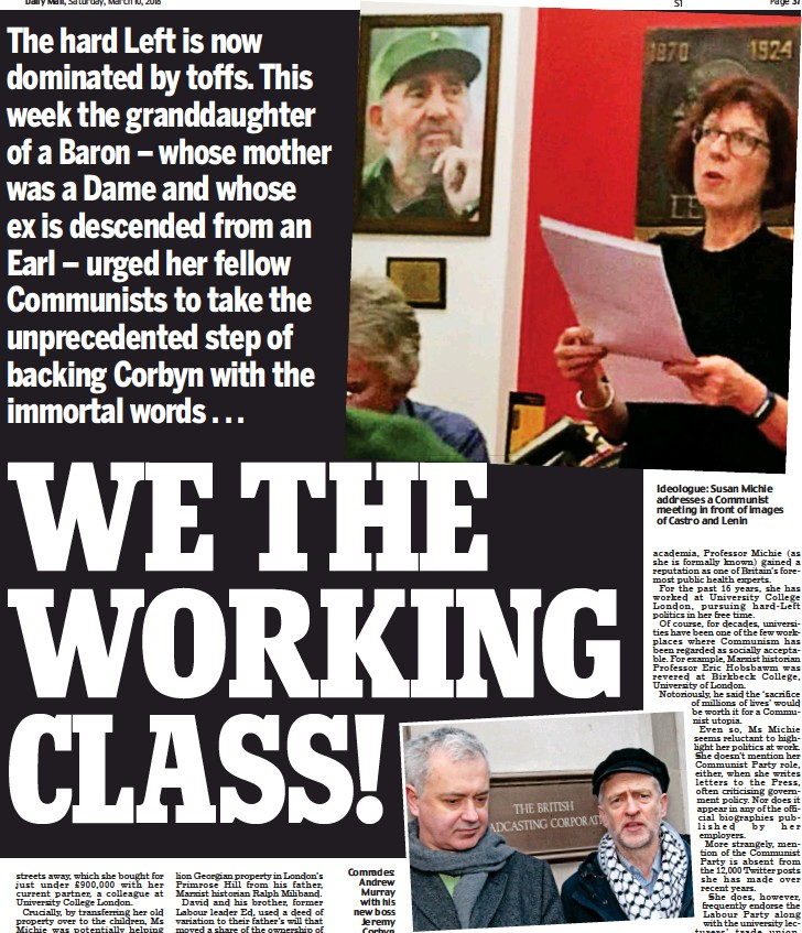PressReader - Scottish Daily Mail: 2018-03-10 - WE THE WORKING CLASS!