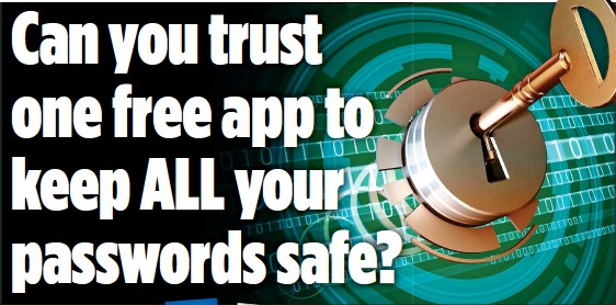 PressReader - The Mail on Sunday: 2018-11-18 - Can you trust