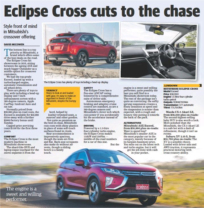 PressReader - The West Australian: 2019-06-26 - Eclipse