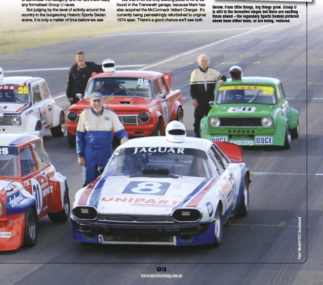 Pressreader Australian Muscle Car Historic Sports