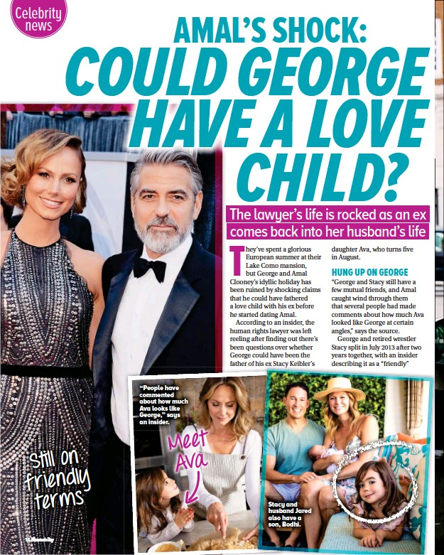 PressReader - Woman's Day (Australia): 2019-07-15 - COULD GEORGE