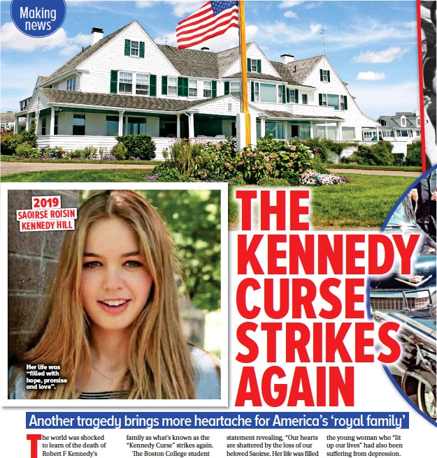 PressReader - Woman's Day (Australia): 2019-08-12 - The Kennedys