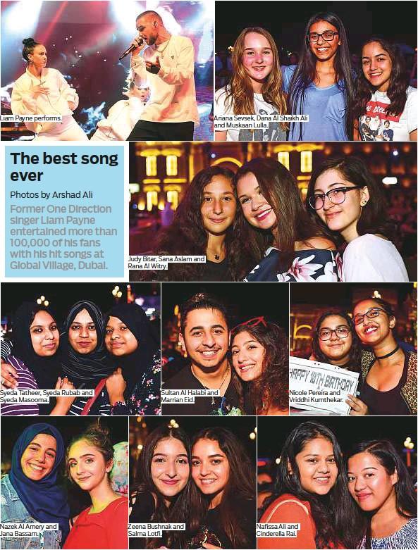 PressReader - Gulf News: 2018-04-03 - The best song ever