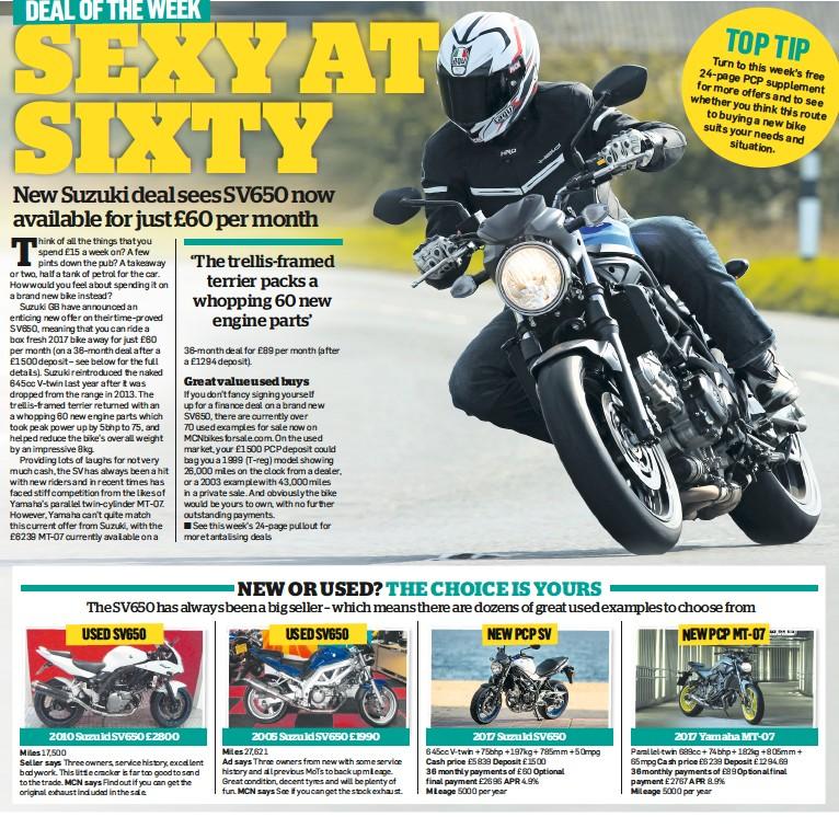 PressReader - Motorcycle News (UK): 2017-04-19 - BE AMAZED