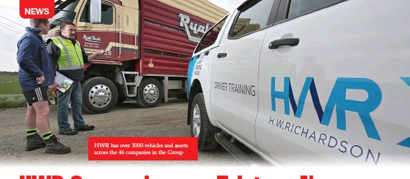 PressReader - New Zealand Truck & Driver: 2018-09-17 - HWR