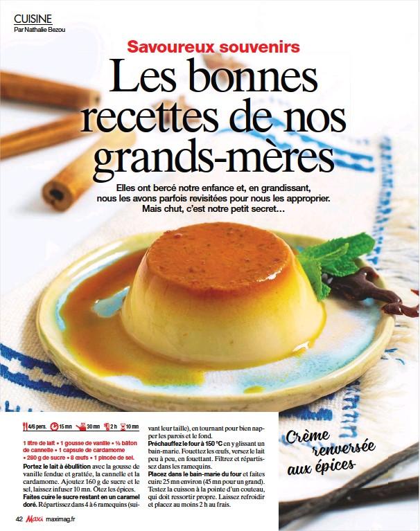 Pressreader Maxi 2019 05 13 Craquons Pour Les Bonnes Recettes