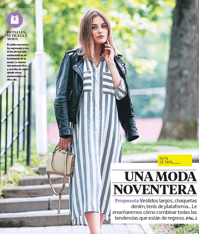 Pressreader Diario El Heraldo 2019 05 16 Una Moda Noventera