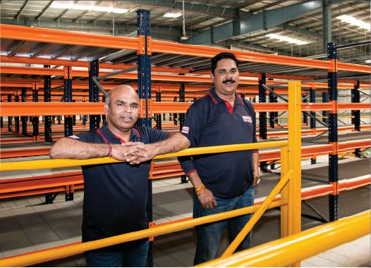 PressReader - Business Today: 2018-07-01 - INDIA'S WAREHOUSE