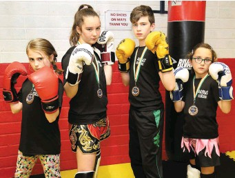 PressReader - The Corkman: 2017-10-12 - World title for Rebel Kickboxers