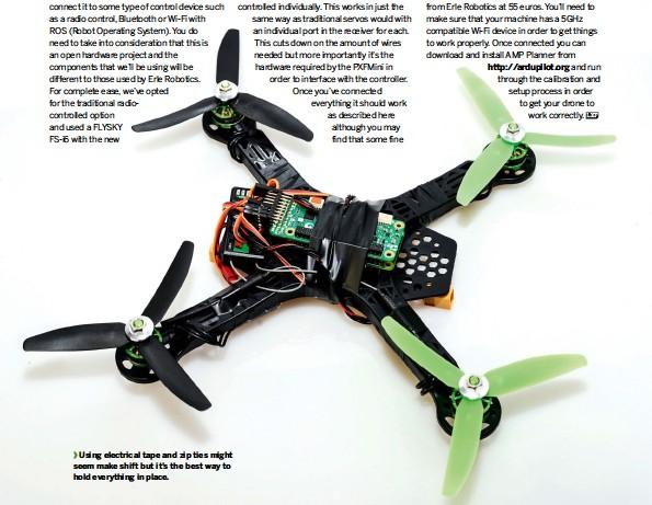 PressReader - Linux Format: 2016-08-04 - Build your own drone