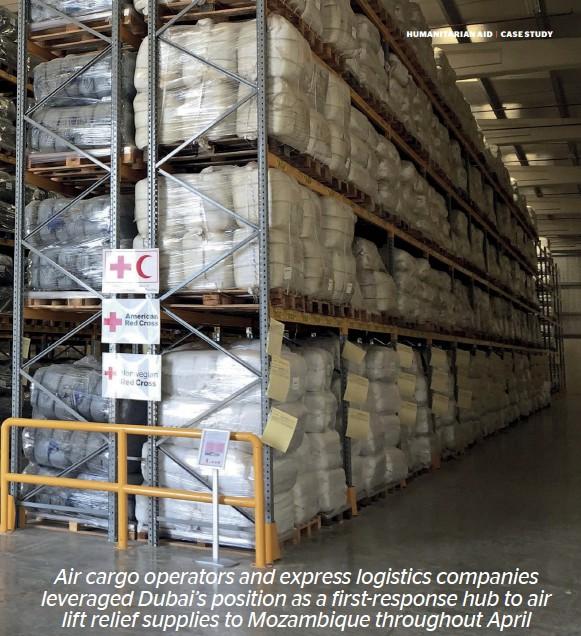 PressReader - Logistics Middle East: 2019-05-01 - DUBAI