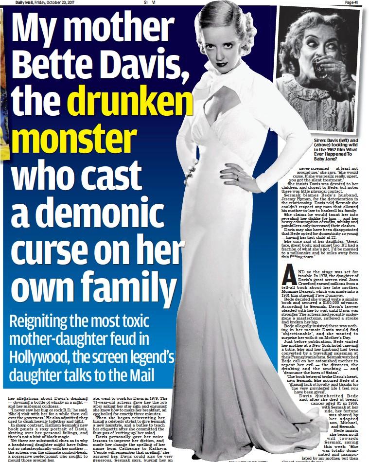 PressReader - Scottish Daily Mail: 2017-10-20 - My mother