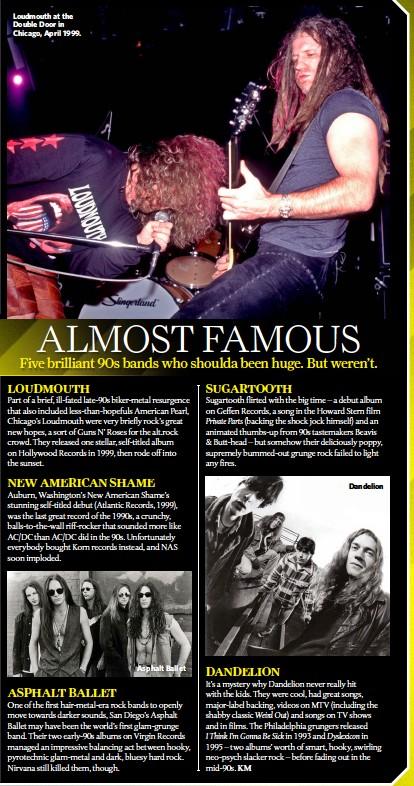 PressReader - Classic Rock: 2018-03-01 - ALMOST FAMOUS