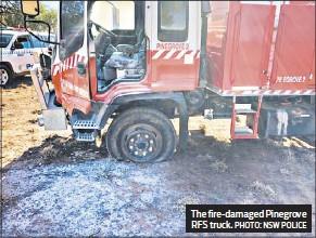 PressReader - Dubbo Photo News: 2019-06-20 - Fire truck pinched