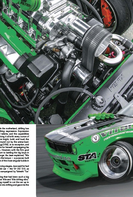 PressReader - NZ Performance Car: 2017-04-03 - THE REAL FRANKENSTEIN