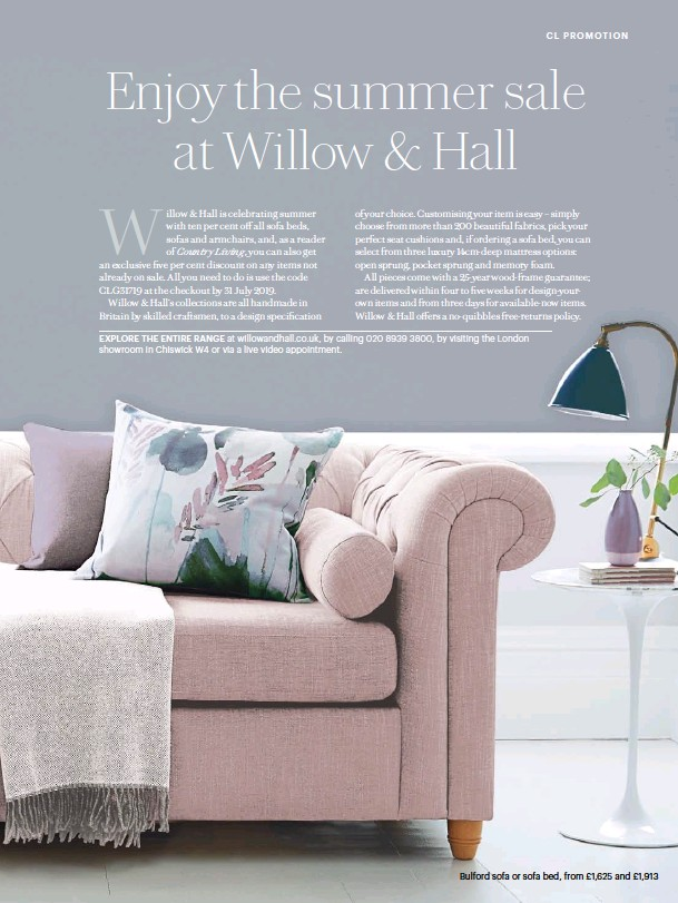 Fantastic Pressreader Country Living Uk 2019 08 01 Enjoy The Caraccident5 Cool Chair Designs And Ideas Caraccident5Info