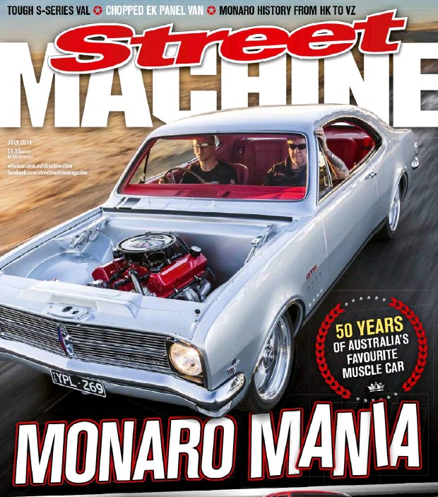 PressReader - Street Machine: 2018-06-21 - MONARO MANIA