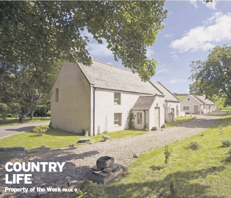PressReader - The Scotsman: 2013-02-07 - COUNTRY LIFE