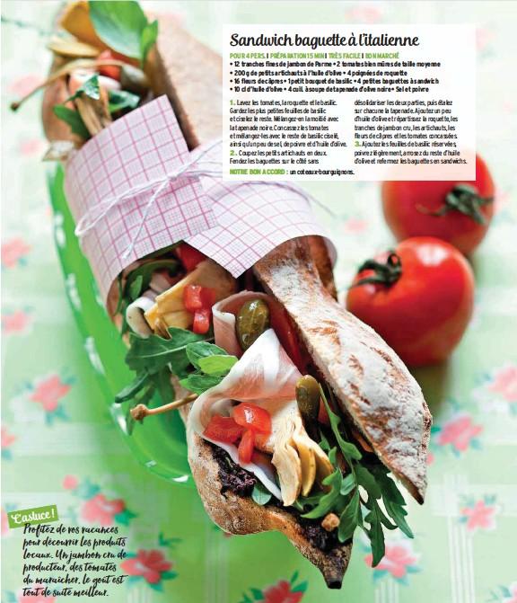 Pressreader Cuisine Et Vins De France Hors Serie 2017 06 29
