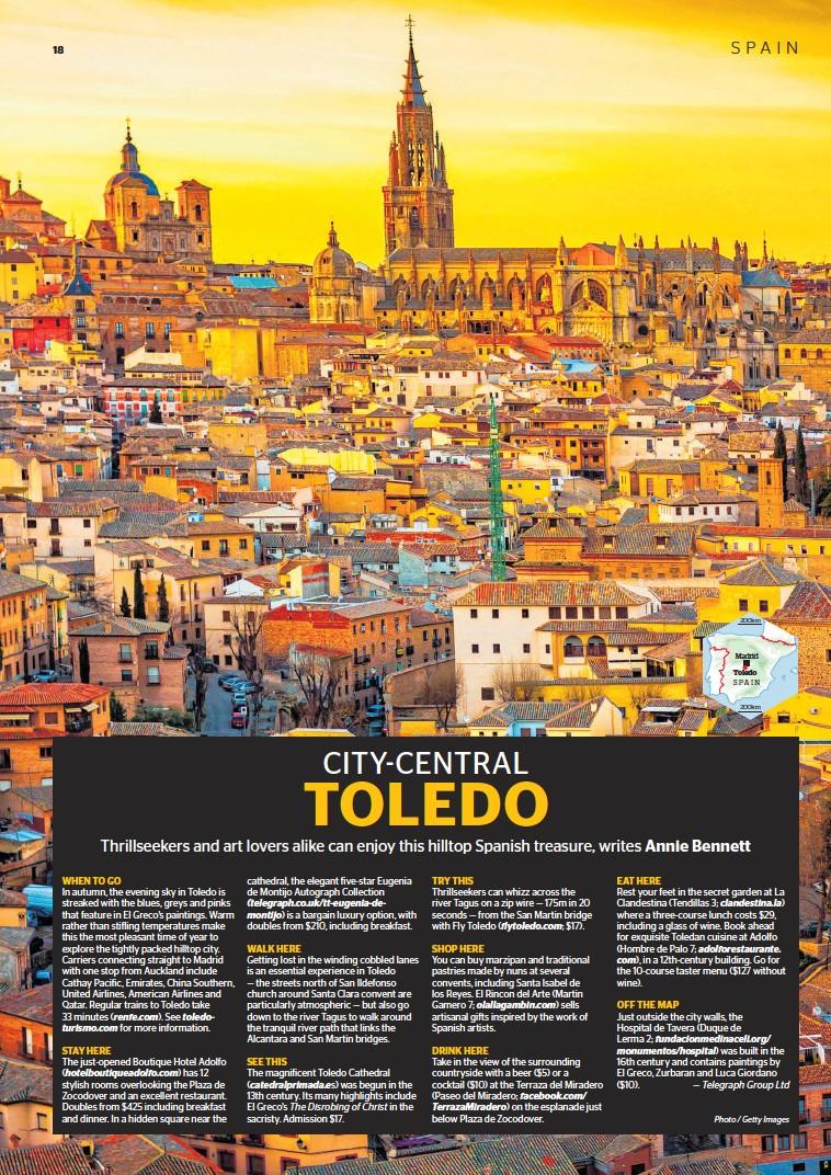 Pressreader Herald On Sunday 2019 02 03 City Central Toledo