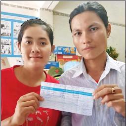 PressReader - The Myanmar Times: 2018-08-06 - Myanmar couple