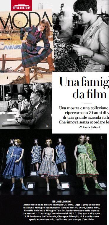 reputable site f6c51 6e8bc PressReader - Vanity Fair (Italy): 2017-09-20 - Una famiglia ...