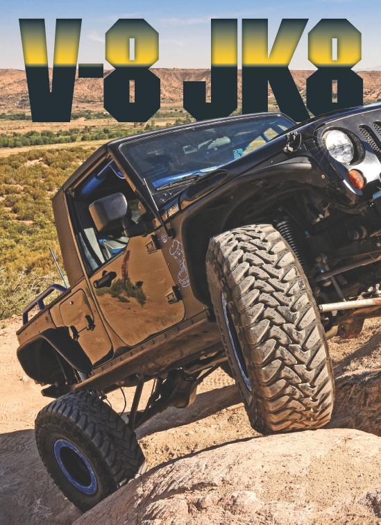 PressReader - Jp Magazine: 2018-12-01 - Hemi-Powered Jeep Pickup Build