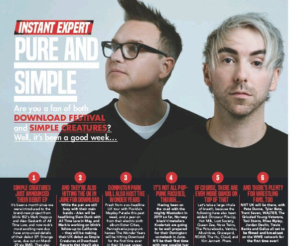 PressReader - Kerrang! (UK): 2019-02-27 - PURE AND SIMPLE