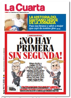 PressReader - La Hora: 2017-11-20 - Diario La Cuarta cambia su cara ...