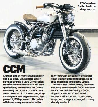 PressReader - Motorcycle News (UK): 2018-03-28 - CCM